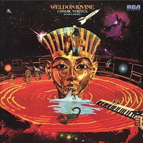 Weldon Irvine - Cosmic Vortex (Justice Divine) (Pure Pleasure Pressing)