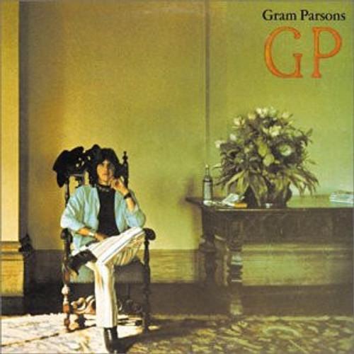 Gram Parsons - GP ( 1974 Canadian  pressing)