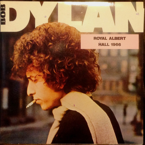 Bob Dylan - 'Royal Albert Hall 1966' Bootleg