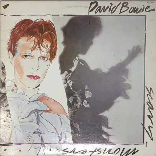 David Bowie - Scary Monsters (-VG)