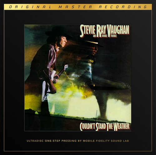 Stevie Ray Vaughn - Couldn't Stand the Weather (MoFi One-Step)