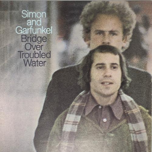 Simon & Garfunkel - Bridge Over Troubled Water (Late 70's Reissue)