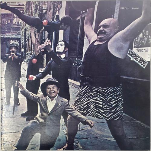 The Doors - Strange Days (VG++ 70's Reissue)