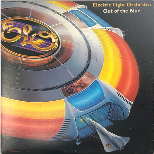 Electric Light Orchestra (ELO) - Out of the Blue