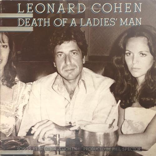 Leonard Cohen - Death of a Ladies' Man