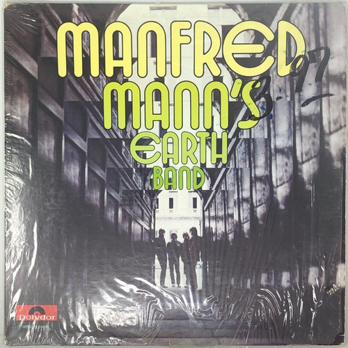 Manfred Man's Earth Band - S/T (In Open Shrink)