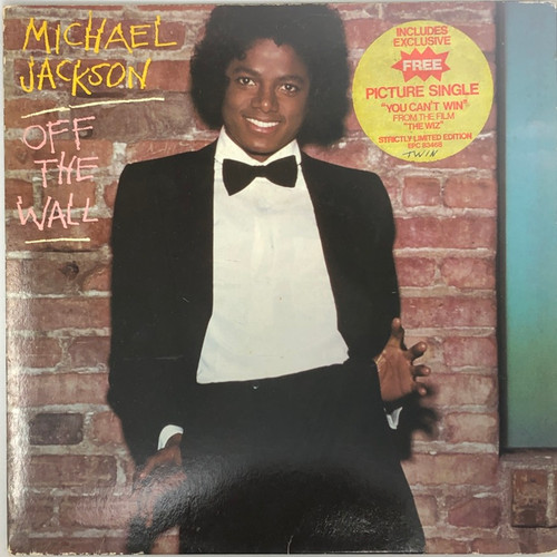 Michael Jackson - Off The Wall (UK Pressing)