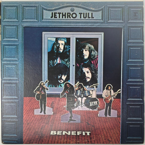 Jethro Tull - Benefit (Early Canadian Reissue)