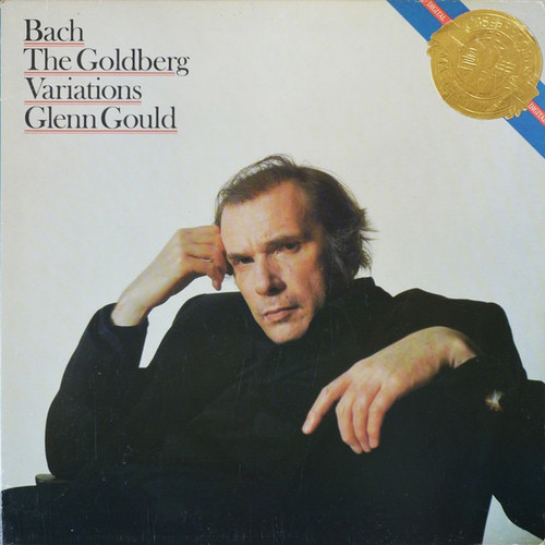 Glenn Gould -Johann Sebastian Bach - The Goldberg Variations