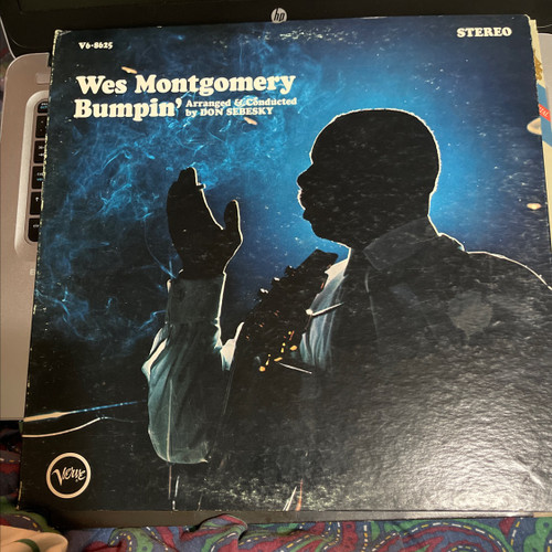 Wes Montgomery - Bumpin ( 1st USA pressing)