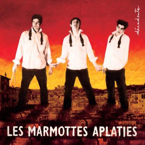 Les Marmottes Aplaties - Décadents (RSD 2018 / 400 copies)