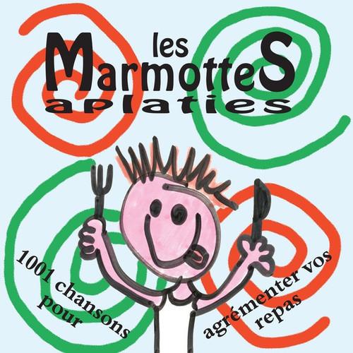 Les Marmottes Aplaties - 1001 Chansons Pour Agrémenter Vos Repas (RSD 2018 / 400 copies)