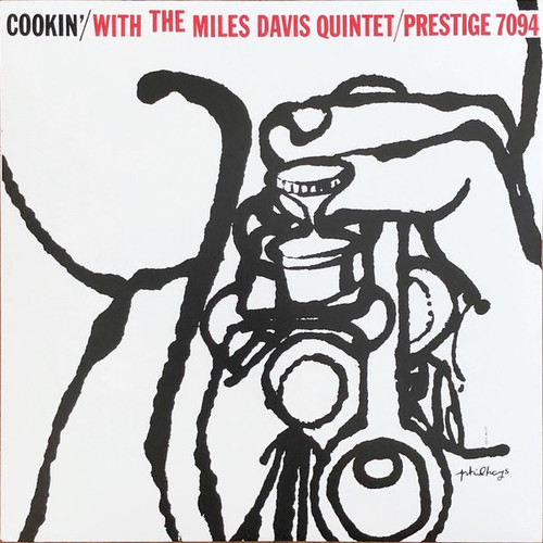 The Miles Davis Quintet - Cookin' With The Miles Davis Quintet