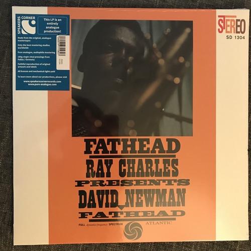Ray Charles - Fathead ( Speakers Corner)