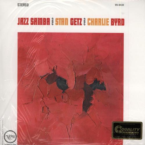 Stan Getz - Jazz Samba (Analogue Productions 45 rpm)