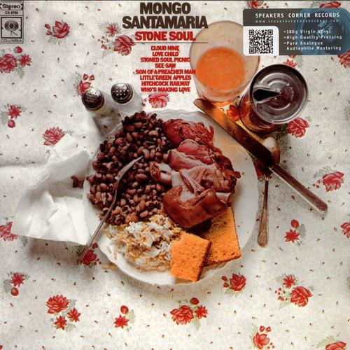 Mongo Santamaria - Stone Soul