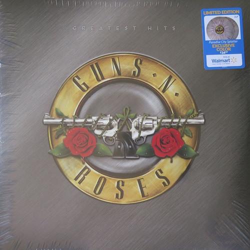 Guns N' Roses - Greatest Hits ( coloured splatter vinyl)