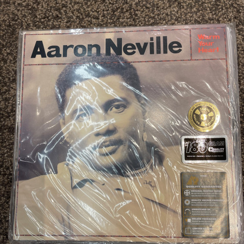 Aaron Neville - Warm Your Heart (Analogue Productions 200g)