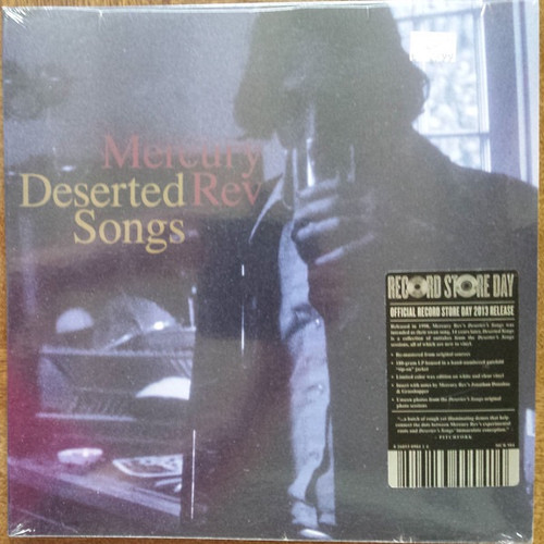 Mercury Rev - Deserted Songs (Limited Edition numbered)