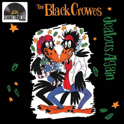 The Black Crowes - Jealous Again (RSD 2020 Limited Edition)