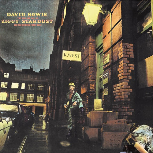 David Bowie - The Rise And Fall Of Ziggy Stardust And The Spiders From Mars (40th anniversary edition with DVD)