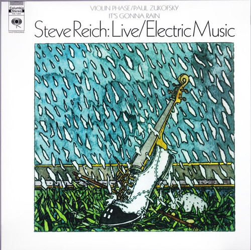 Steve Reich - Live / Electric Music ( Music on Vinyl)