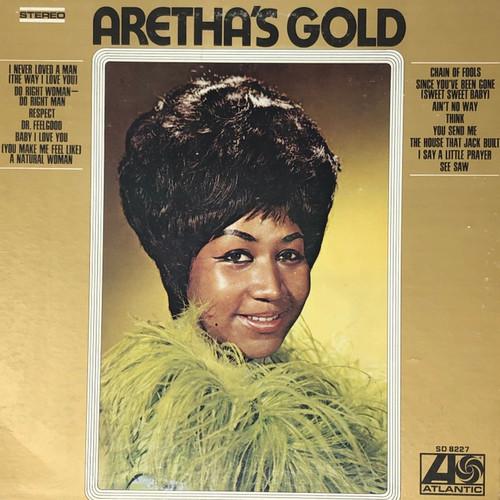 Aretha Franklin - Aretha's Gold (US Pressing / G)