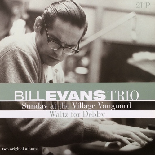 The Bill Evans Trio - Sunday At The Village Vanguard / Waltz For Debby