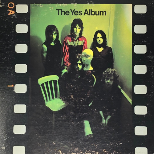 Yes - The Yes Album (70's Reissue)