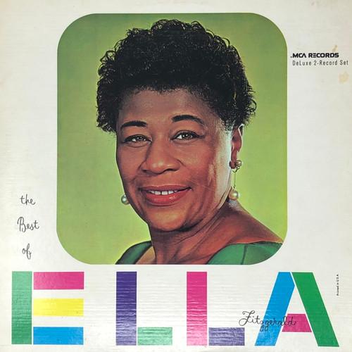 Ella Fitzgerald - The Best of Ella (2 LP)