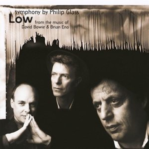 "Philip Glass - ""Low"" Symphony ( Music on Vinyl)"