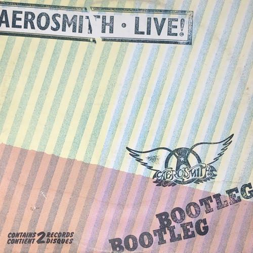 Aerosmith - Live Bootleg (2 LP)