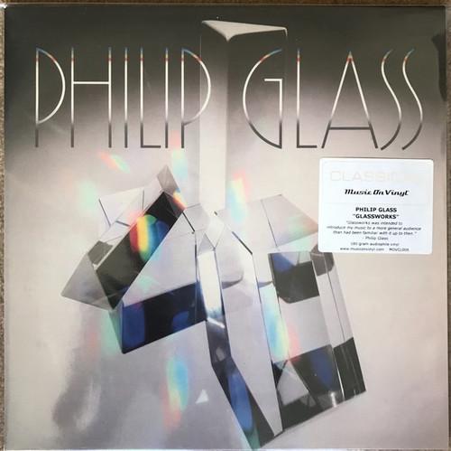 Philip Glass - Glassworks ( Music on Vinyl)