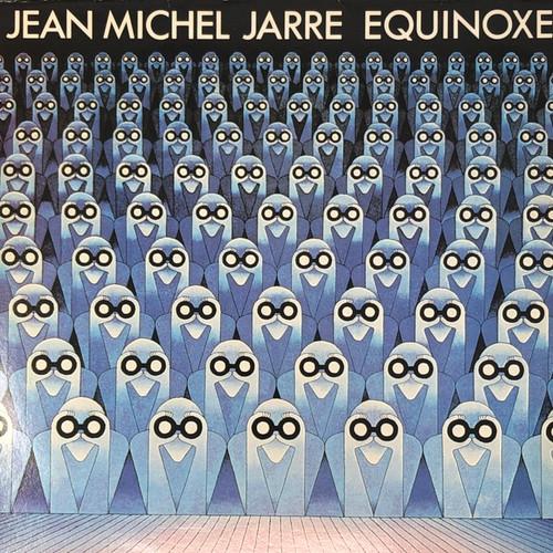 Jean Michel Jarre - Equinoxe (UK Pressing)