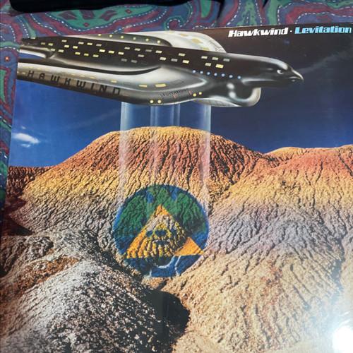 Hawkwind -  Levitation (3LP Blue Wax)
