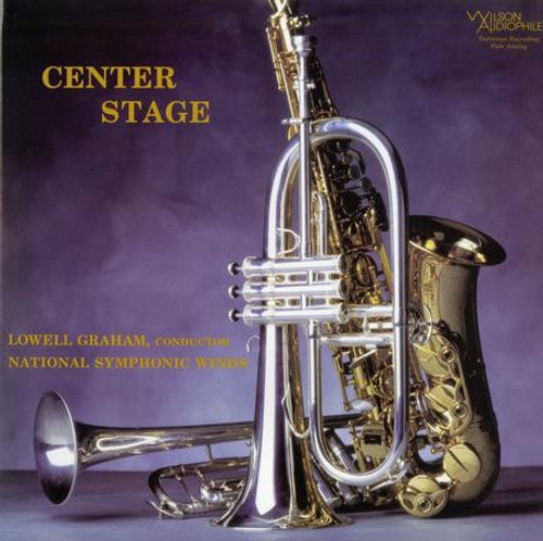 Lowell E. Graham - Center Stage ( Analogue Productions)