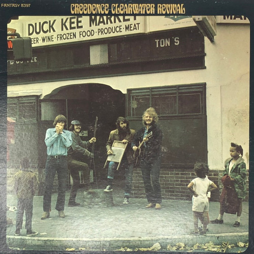 Creedence Clearwater Revival (CCR) - Willy and the Poor Boys