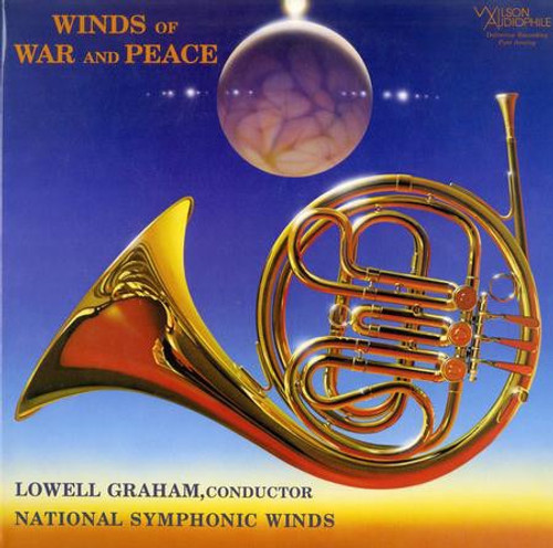Lowell E. Graham - Winds Of War And Peace (Analogue Productions)