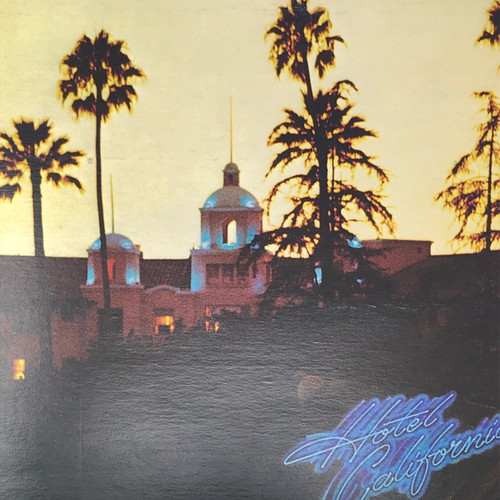Eagles - Hotel California (Complete with inner sleeve and poster)