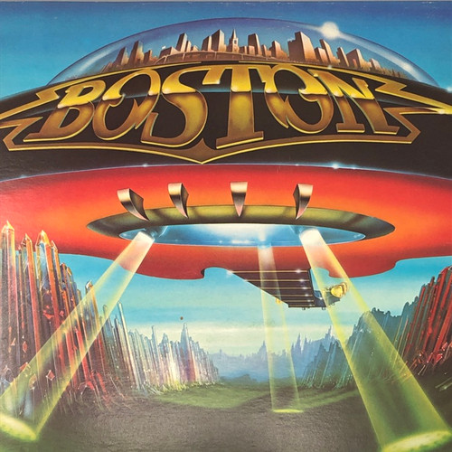Boston - Don't Look Back (NM)