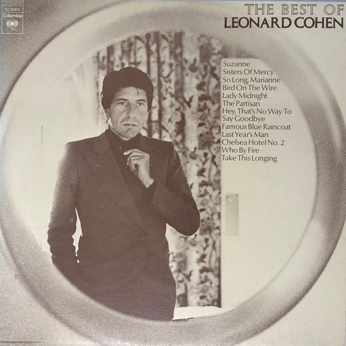 Leonard Cohen - The Best of Leonard Cohen