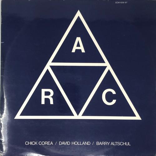 Chick Corea / David Holland / Barry Altcschul - ARC (German Pressing)
