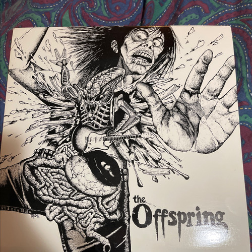 The Offspring - S/T (1st Pressing)