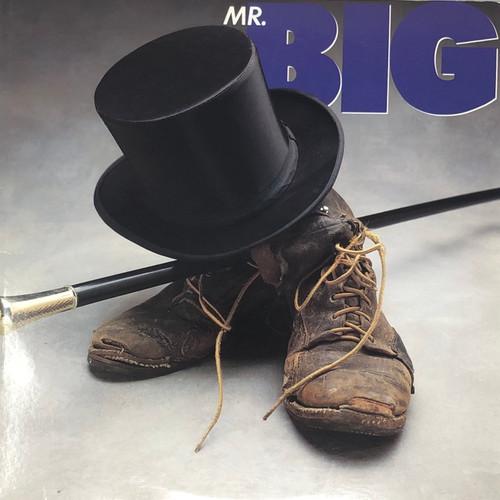 Mr. Big - S/T (1989 Canadian Press)