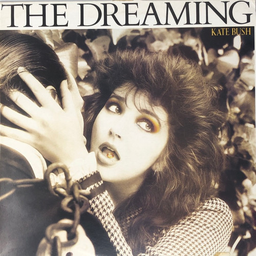 Kate Bush - The Dreaming (UK Pressing)