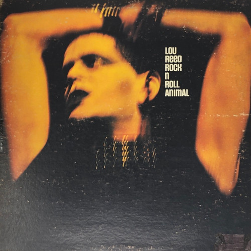 Lou Reed - Rock N Roll Animal (As Is)