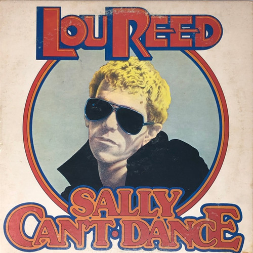 Lou Reed - Sally Can't Dance
