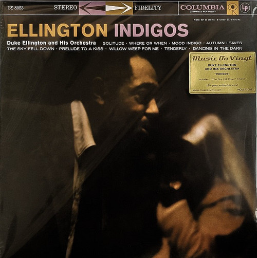 Duke Ellington And His Orchestra - Ellington Indigos ( Music on Vinyl)