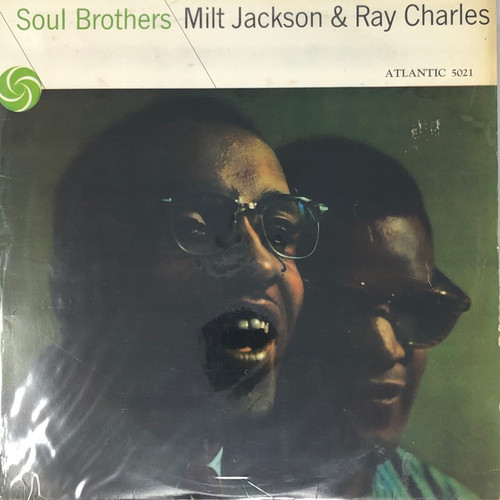 Milt Jackson / Ray Charles - Soul Brothers (Japanese Pressing)