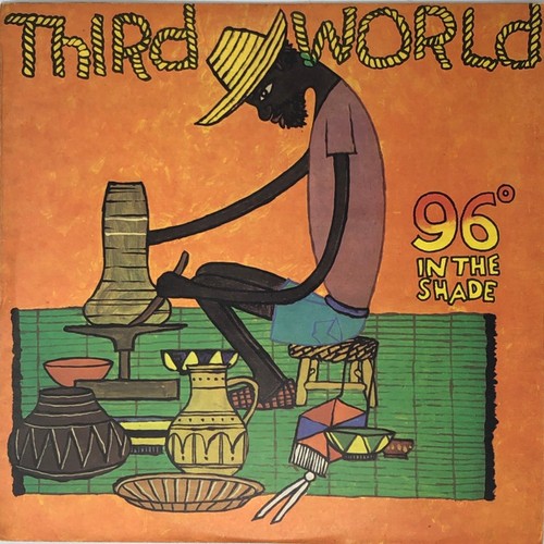 Third World - 96 Degrees In The Shade (UK Pressing)